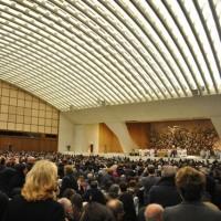 Comunità Emmanuel e diocesi di Cassano allo Ionio da Papa Francesco