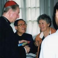 Card. Martini incontra la Comunità Emmanuel